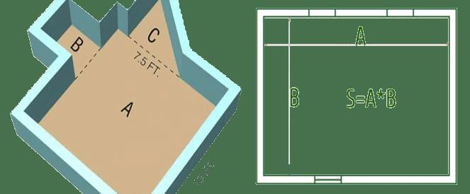 Расчет смеси для бетонной стяжки купить в москве трансформатор для прогрева бетона
